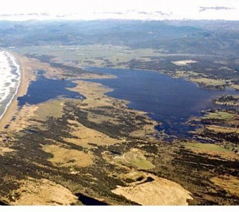 Lake Earl/Del Norte County Tsunami Run-Up Study