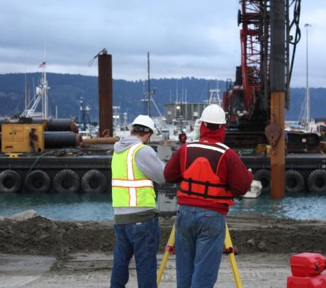 Crescent City Inner Harbor Marina Reconstruction