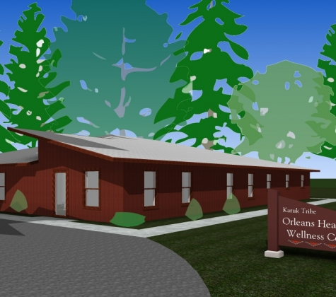 Karuk Tribe - Orleans Health & Wellness Center