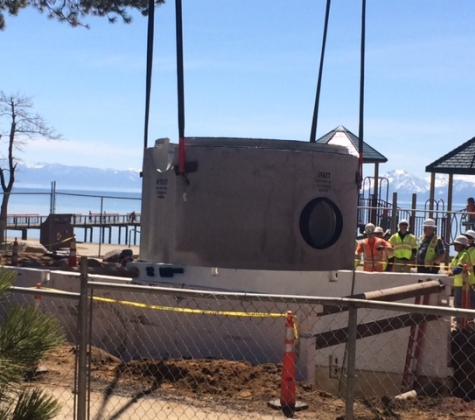 Kings Beach Stormwater Improvement Project