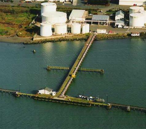 Chevron U.S.A. Products Company, Inc., Eureka Marine Terminal