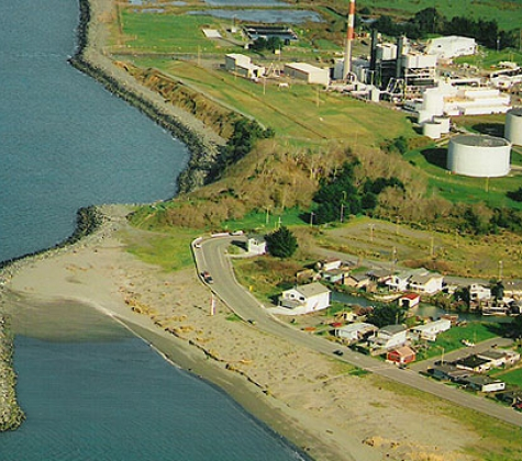 Pacific Gas and Electric Company, Humboldt Bay Power Plant Seawall Reconstruction Project