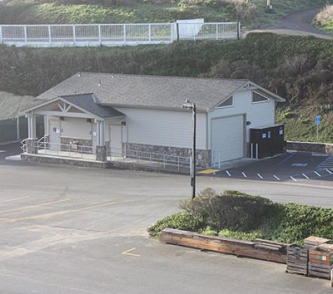 Trinidad Harbor Public Restroom and Wastewater Treatment Facility