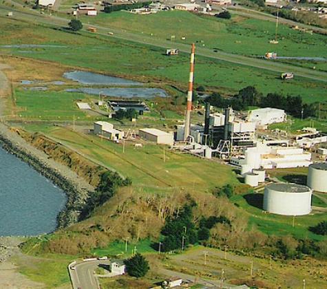 PGE Humboldt Bay Power Plant